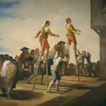 Ходулисты во Франции 17 век