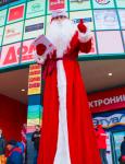 Ходилист Дед Мороз
